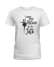 Barre Wars Retur Of The Jete Ladies T-Shirt thumbnail