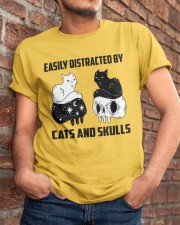 Easily Distracted Classic T-Shirt apparel-classic-tshirt-lifestyle-26