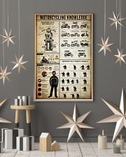 Motorcycling Knowledge 11x17 Poster lifestyle-holiday-poster-1