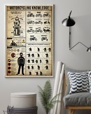 Motorcycling Knowledge 11x17 Poster lifestyle-poster-1