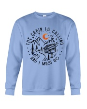 The Cabin Is Calling Crewneck Sweatshirt thumbnail