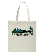 The Air Of New Places Tote Bag thumbnail