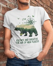 The Air Of New Places Classic T-Shirt apparel-classic-tshirt-lifestyle-26