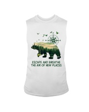 The Air Of New Places Sleeveless Tee thumbnail
