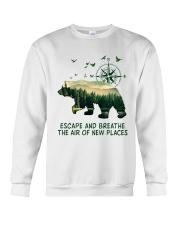 The Air Of New Places Crewneck Sweatshirt thumbnail