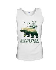 The Air Of New Places Unisex Tank thumbnail