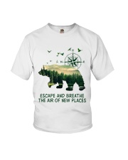 The Air Of New Places Youth T-Shirt thumbnail