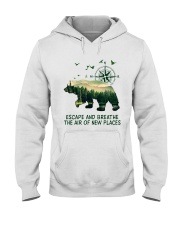 The Air Of New Places Hooded Sweatshirt thumbnail