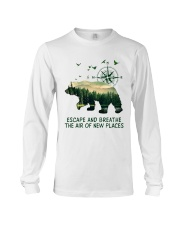 The Air Of New Places Long Sleeve Tee thumbnail
