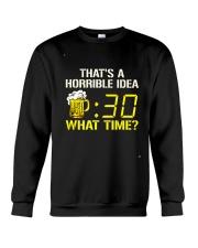 That Horrible Idea Crewneck Sweatshirt thumbnail