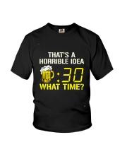 That Horrible Idea Youth T-Shirt thumbnail