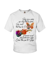 Sing Me A Song Youth T-Shirt thumbnail