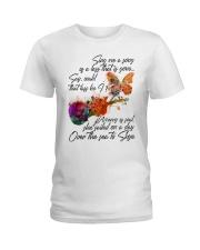 Sing Me A Song Ladies T-Shirt thumbnail