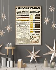 Carpenter Knowledge 11x17 Poster lifestyle-holiday-poster-1