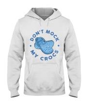 Dont Mock My Crocs Hooded Sweatshirt thumbnail