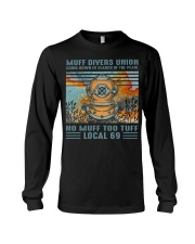 Muff Drivers Union Long Sleeve Tee thumbnail
