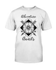 Adventure Awaits Classic T-Shirt tile