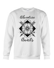 Adventure Awaits Crewneck Sweatshirt thumbnail