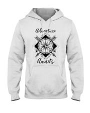 Adventure Awaits Hooded Sweatshirt thumbnail