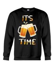 Its Time Crewneck Sweatshirt thumbnail