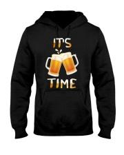 Its Time Hooded Sweatshirt thumbnail