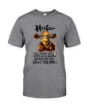 Search For You Classic T-Shirt front