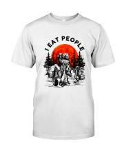 I Eat People Classic T-Shirt thumbnail