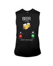 Beer Is Calling Sleeveless Tee thumbnail