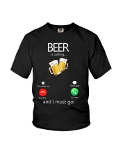 Beer Is Calling Youth T-Shirt thumbnail