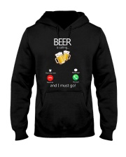 Beer Is Calling Hooded Sweatshirt thumbnail
