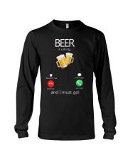 Beer Is Calling Long Sleeve Tee thumbnail