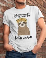 Be The Sunshine Classic T-Shirt apparel-classic-tshirt-lifestyle-26