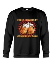 Not Drinkng Beer Enough Crewneck Sweatshirt thumbnail
