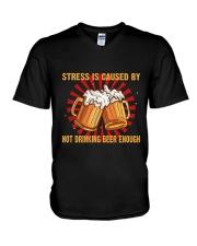 Not Drinkng Beer Enough V-Neck T-Shirt thumbnail
