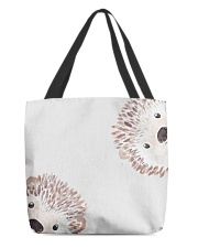 Love Sloth All-over Tote back