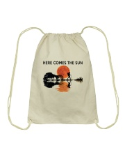 Here Comes The Sun Drawstring Bag tile