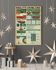 Roulette Knowledge 11x17 Poster lifestyle-holiday-poster-1