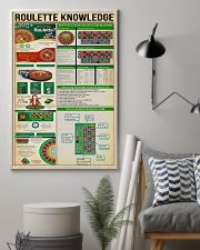 Roulette Knowledge 11x17 Poster lifestyle-poster-1