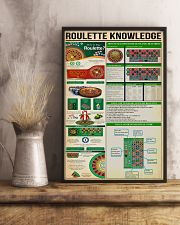 Roulette Knowledge 11x17 Poster lifestyle-poster-3