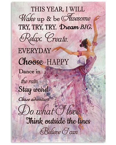 Everyday Choose Happy