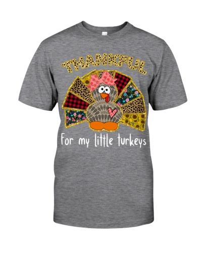 Thankful For My Little Turkeys