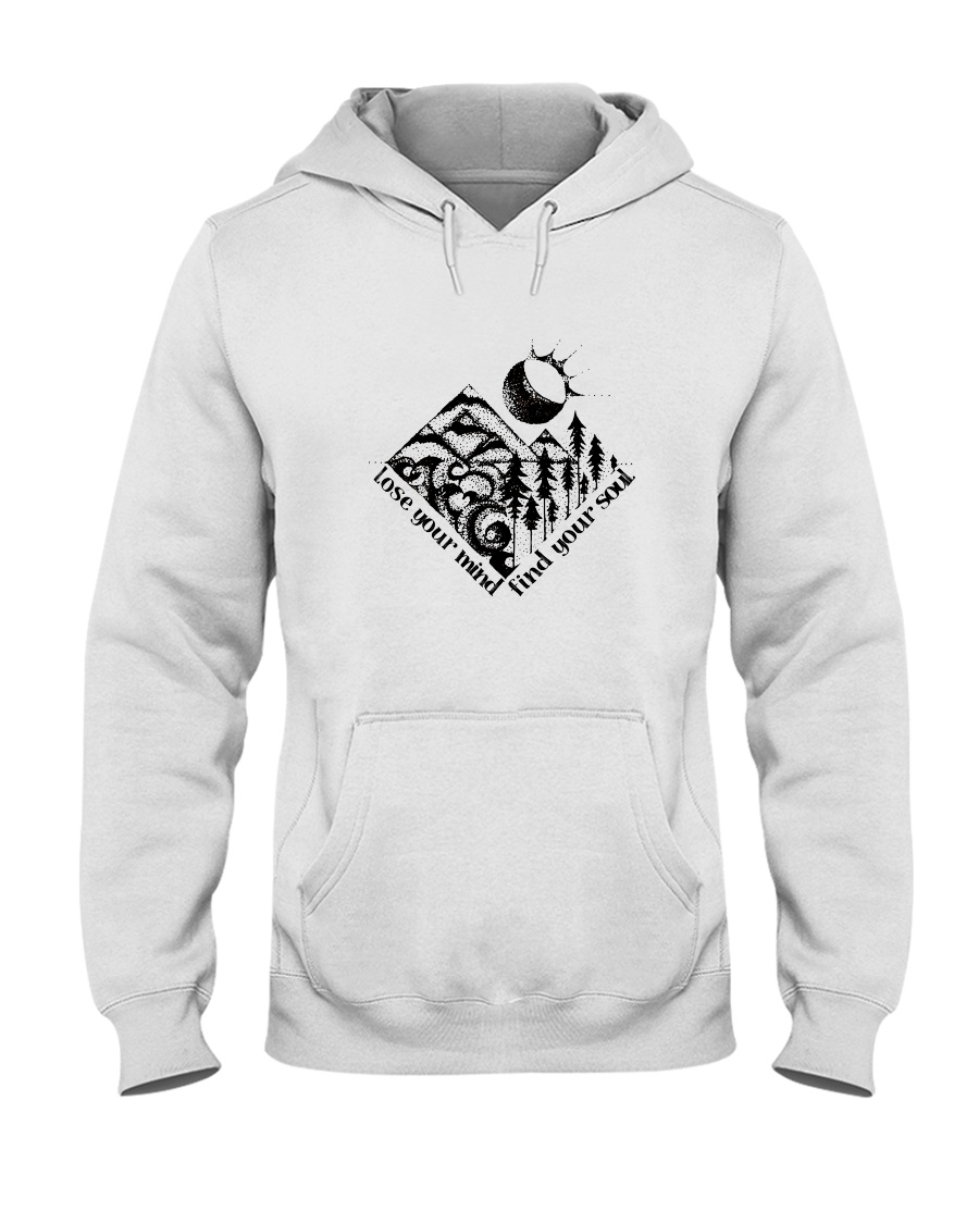 Find Your Soul Hooded Sweatshirt