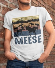 Meese Funny Classic T-Shirt apparel-classic-tshirt-lifestyle-26