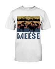 Meese Funny Classic T-Shirt front