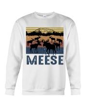 Meese Funny Crewneck Sweatshirt thumbnail