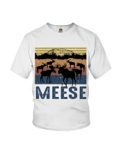 Meese Funny Youth T-Shirt thumbnail