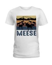 Meese Funny Ladies T-Shirt thumbnail