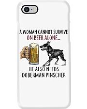 Doberman Pinscher Phone Case thumbnail
