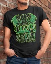 Respect Your Elders Classic T-Shirt apparel-classic-tshirt-lifestyle-26