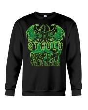 Respect Your Elders Crewneck Sweatshirt thumbnail